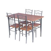 Снимка на Комплект маса с 4 стола 20002 LUX