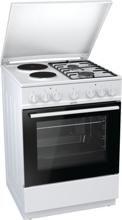 Снимка на Комбинирана готварска печка Gorenje K6241WF