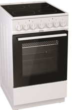 Picture of Стъклокерамична готварска печка Gorenje EC5241WG
