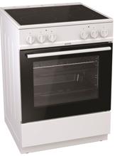 Picture of Стъклокерамична готварска печка Gorenje EC6141WC