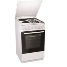 Picture of Комбинирана готварска печка Gorenje K5241WF