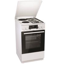 Снимка на Комбинирана готварска печка Gorenje K5351WF