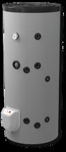 Picture of Бойлер Eldom 200 л. 3kW, стоящ, серпентинa, емайлиран FV20067S (FV20060S)