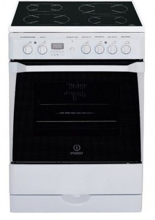 Picture of Стъклокерамична готварска печка Indesit I6VMC6A W