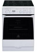 Снимка на Стъклокерамична готварска печка Indesit I6VMC6A W
