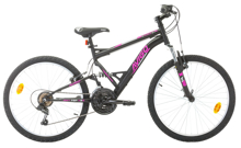 "Снимка на Велосипед SPRINT FORCE GIRL 20"""