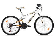 """Снимка на Велосипед с предно и задно окачване Sprint PARALLAX ECO 24"""" DD"""