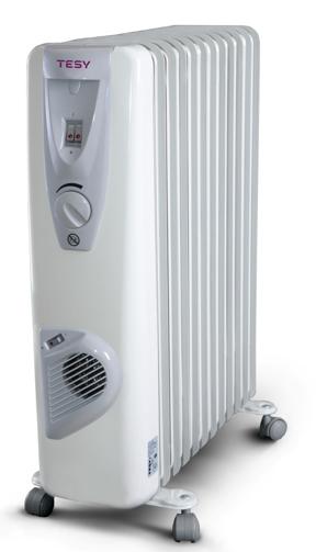 Снимка на Маслен радиатор Tesy CB 2009 E01 V