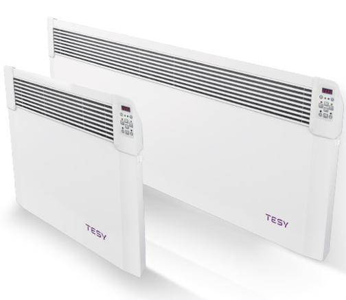 Снимка на Панелен конвектор Tesy CN 04 200 EIS W
