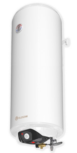 Picture of Бойлер Eldom SV12044TF, 120 л. 3kW вертикален, емайлиран, с термосмесителна система + 6 години гаранция