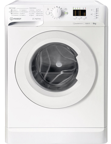 Picture of Пералня Indesit MTWA 91283 W EE