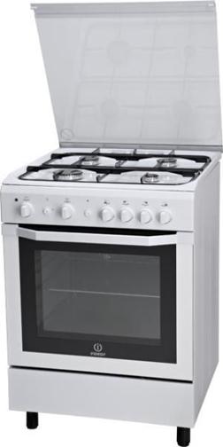 Снимка на Газова готварска печка Indesit I6GG1F W I