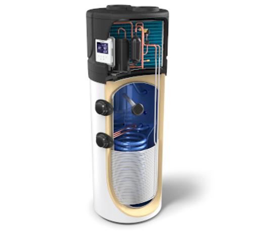 Picture of AquaТhermica с топлообменник 260S