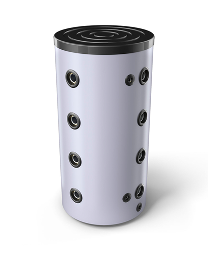 Снимка на Буферни съдове за активни охладителни инсталации без топлообменници за подов монтаж TESY V 160 60 ACF