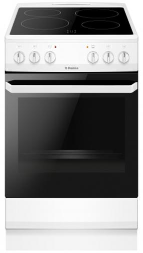 Picture of Свободностояща печка с керамичен плот HANSA FCCW56069